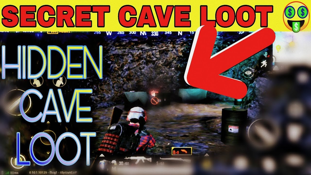 Secret Cave Loot Location In Vikendi Snow Map Pubg Mobile Hidden Cave Loot By Gaming Guru Ji ببجي العربية