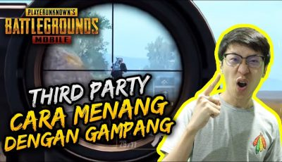 CARA GAMPANG CHICKEN DINNER | SOLO VS SQUAD | PUBG MOBILE