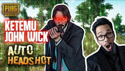 ADUH KETEMU CHEATER AUTO HEADSHOT – PUBG MOBILE INDONESIA