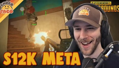 The S12K Meta Is Going Strong – chocoTaco PUBG Gameplay
