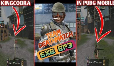 TDM.EXE in PUBG Mobile Episode 3 #NEFFEXGAMING