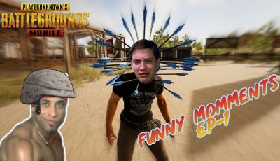 PUBG MOBILE Funny Moments – EP 1