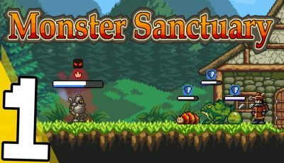 Monster Sanctuary – Gameplay part 1 (Early Access) (No Commentary)