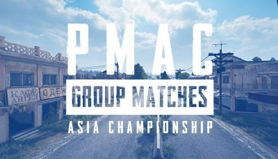 Pubg Mobile Asia Championship  (GROUP MATCH DAY 1)