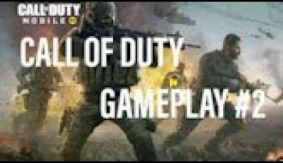Call of duty MOBİLE game play #2