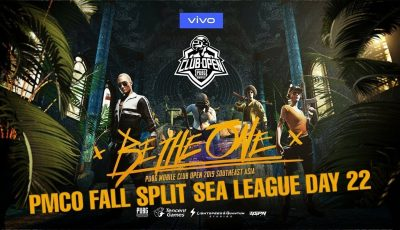 🔴 [LIVE] NOBAR PMCO FALL SPLIT SEA LEAGUE DAY 22 | PUBG MOBILE CLUB OPEN 2019