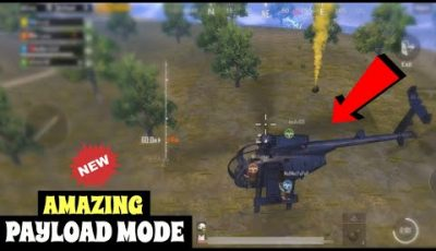 NEW AMAZING PAYLOAD MODE | PUBG MOBILE | HELICOPTER & RPG ACTION IN ERANGEL!