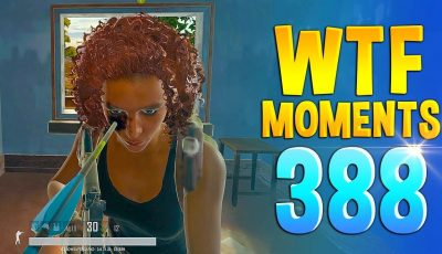 PUBG Daily Funny WTF Moments Highlights Ep 388