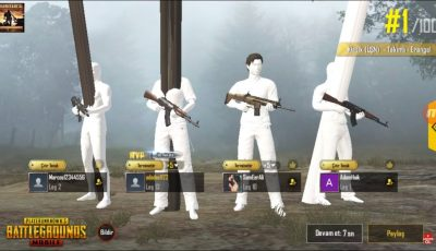 Pubg Mobile Hile ANDROİD v1 NO ROOT 20.03.2019