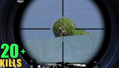 BEST PLACE TO USE SNIPERS IN PUBG MOBILE