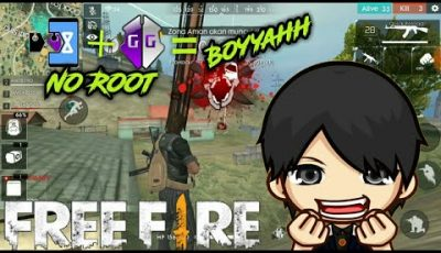 CARA CHEAT FREE FIRE MENGUNAKAN GAME GUARDIAN{NO ROOT|SAMPE TUNTAS #1
