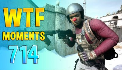 PUBG WTF Funny Daily Moments Highlights Ep 714