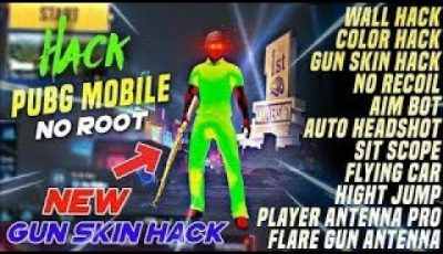 How To Hack Pubg Mobile Unlimited Wall Hack and Free UC and Battle Points | (Android/IOS)