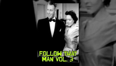 FOLLOW THAT MAN VOL. 3 | Man Against Crime | Full Length Action Movie | Classis | English