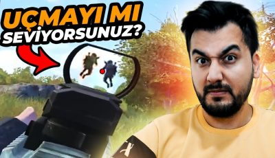 HAVADA SPRAY TRANSFER / Pubg Mobile Sanhok Gameplay Türkiye