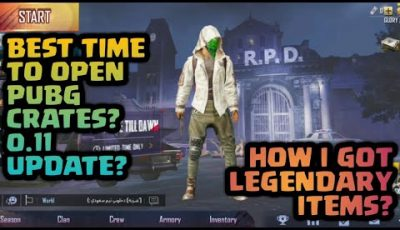 Which is the best TIME to open PUBG crates? My personal experience! 0.11 UPDATE! IN HINDI!