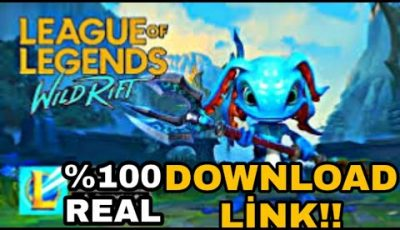 LOL Wild Rift Beta Apk Download! – League Of Legends Wild Rift Apk Download Link (%100 Real)