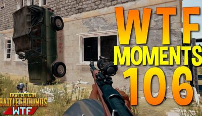 PUBG WTF Funny Moments Highlights Ep 106 (playerunknown's battlegrounds Plays)