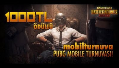 1 MAÇ KAZAN 1.000 UC KAZAN PUBG MOBİLE BLUESTACKS TURNUVASI BAŞLADI CUSTOM GAME