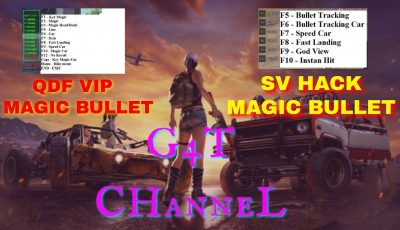 PUBG Magic Bullet SV&QDF Hack 0.16 UPDATED | هاك ببجي ماجك بوليت SV و QDF تم التحديث