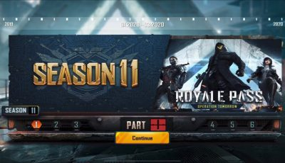 Full Max Royal Pass Season 11 🔥 – PUBG Mobile