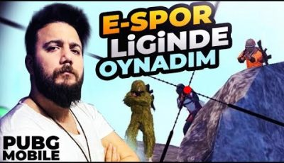 E SPORCULARIN LİGİNDE OYNADIM! PUBG Mobile As – Fatih