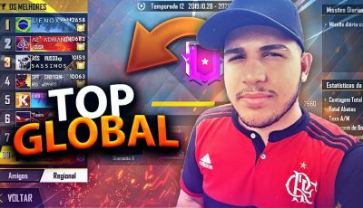 🔴 FREE FIRE AO VIVO – TOP 3 GLOBAL RANKEADA 🔥 TOP 5 VITORIAS SQUAD 🔥 LIVE ON 🔥 GUILD LA FURIA