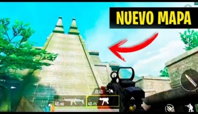 YA DISPONIBLE NUEVO MAPA 4vs4 en PUBG MOBILE 😱