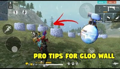 Free Fire | Pro Tips For Gloo Wall !!! | Best Tips & Tricks For Gloo Wall !!!