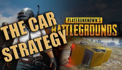 PUBG – THE CAR STRATEGY TO WIN THE GAME! *LOL*