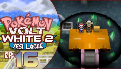 Pokémon Volt White 2 YES Locke Part 16: For Whom The Clay Tolls