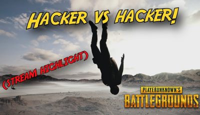 PUBG – This Will Ruin This Game (Hacker v Hacker)