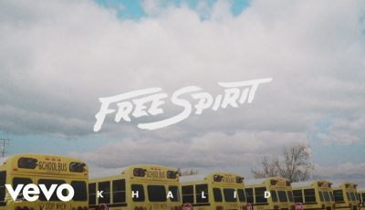 Khalid – Free Spirit (Audio)