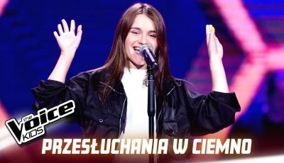 "Lizaveta Misnikova – ""Break Free"" – Przesłuchania w ciemno 