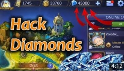 Cara Hack Mobile Legends Diamonds 2020