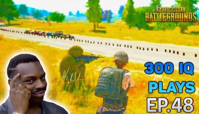 PUBG 300 IQ EPIC plays Ep.48 💮  PlayerUnknown's Battlegrounds Highlights