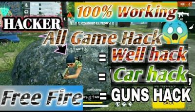 Hack Free fire . Wall hack . Car hack. HP hack. Damage hack All game hack. Ali Kalaira Super Gaming