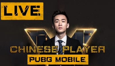 Pubg Mobile:Play with girlfriend in the afternoon,ببجي BestChinesePlayer