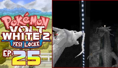 Pokémon Volt White 2 YES Locke Part 25: The 2 Dragons