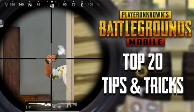 Top 20 Tips & Tricks in PUBG Mobile | Ultimate Guide To Become a Pro #12