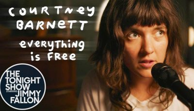 """Cover Room: Courtney Barnett – """"Everything Is Free"""""""