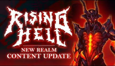 Rising Hell Review: New Realm Content Update First Impressions | Let's Play