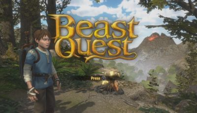Reaper's Review #359: Beast Quest (PS4)