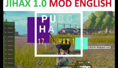 Pubg Hacks 17.0  Jihax 1.0  Please Use With Bypass || VnHax Direct Download Link