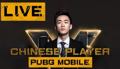 Pubg Mobile:I hope there will be 2,000 viewers watching my live room today🚩ببجي BestChinesePlayer