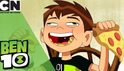 Ben 10 | Free Pizza: Good Or Bad? | Cartoon Network UK 🇬🇧