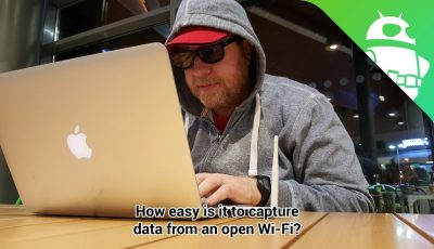 How easy is it to capture data on public free Wi-Fi? – Gary explains