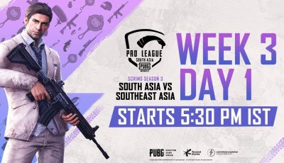 [Hindi] PMPL Scrims S3 W3 Day 1 | A vs B | PUBG MOBILE Pro League