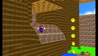 SM64 Hack: Into The Well (Hack By ChibiRode)