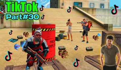 FREE FIRE BEST TIK TOK VIDEO PART#30 – ALL VIDEO FUNNY MOMENT AND SONG FREE FIRE BATTLEGROUND.